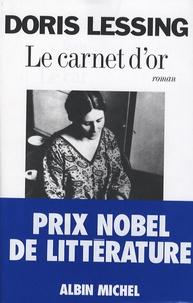 Doris Lessing - Le Carnet d'or.
