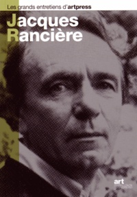 Dork Zabunyan - Jacques Rancière.