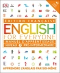 Dorling Kindersley - English for Everyone Niveau 2 pré-intermédiaire - Manuel d'apprentissage.