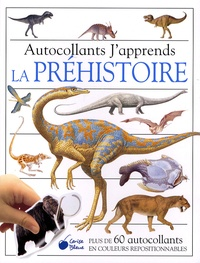 Marie-Paule Zierski et  Dorling Kindersley - La préhistoire.