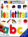Dorling Kindersley - Les lettres 5-6 ans.