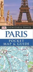 Dorling Kindersley - Paris - Pocket Map & Guide.