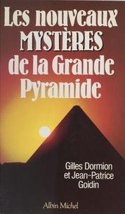Dormion et  Goidin - Les Nouveaux mystères de la Grande Pyramide.