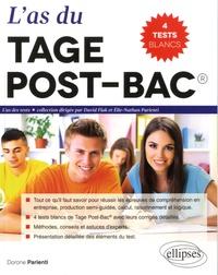 Deedr.fr L'as du TAGE post-bac - 4 tests blancs de Tage Post-Bac Image