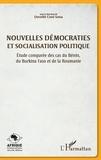Dorothé Sossa - Nouvelles démocraties et socialisation politique - Etude comparée des cas du Bénin, du Burkina Faso et de la Roumanie.