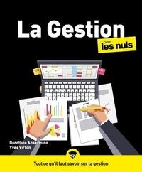 Dorothée Ansermino et Yves Virton - La gestion pour les nuls.