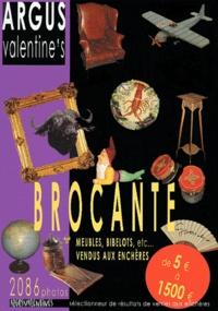 Dorothée Besombes-Valentin - Brocante.