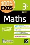 Dorothée Dhondt et Florence Larrouturou - Maths 3e.
