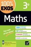 Dorothée Dhondt et Florence Larrouturou - Maths 3e - exercices résolus.