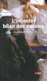 Dorothée Dussy - L'inceste, bilan des savoirs.