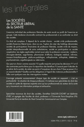 Les sociétés du secteur libéral de la santé  Edition 2019