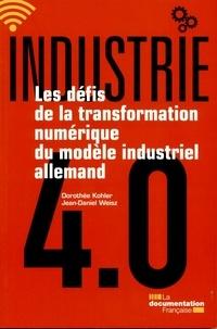 Satt2018.fr Industrie 4.0 - Les défis de la transformation numérique du modèle industriel allemand Image