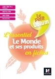 Dorothée Labarre-Le Rolland - Le monde et ses produits CAP BAC Pro Cuisine et restauration.