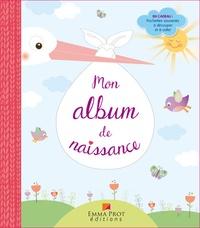 Dorothée Le Bris et Perrine Cras-Jacumin - Mon album de naissance.