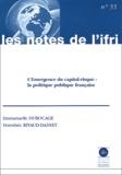 Dorothée Rivaud-Danset - L'Emergence du capital-risque : la politique publique française.