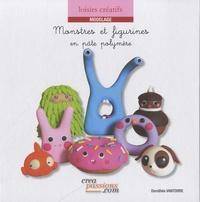 Dorothée Vantorre - Monstres et figurines en pâte polymère.
