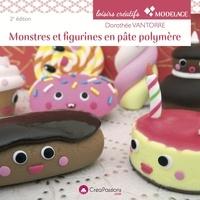 Histoiresdenlire.be Monstres et figurines en pâte polymère Image
