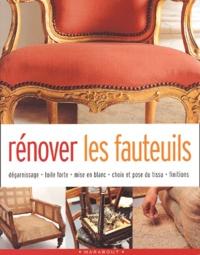 Dorothy Gates - Rénover les fauteuils.