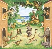 Dorothy Kunhardt et Garth Williams - La petite bibliothèque des animaux - Coffret en 12 volumes.
