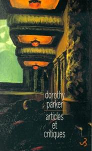 Dorothy Parker - .