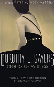 Dorothy Sayers - Clouds of Witness.