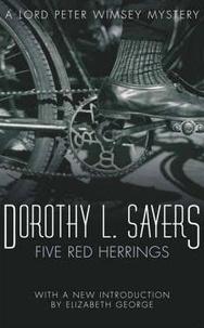 Dorothy Sayers - Five Red Herrings.