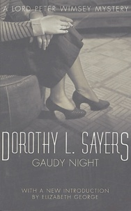 Dorothy Sayers - Gaudy night.