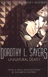 Dorothy Sayers - Unnatural Death.