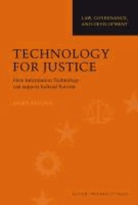 Dory Reiling - Technology for Justice.