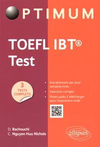 Dorya Bachouchi et Christina Nguyen Huu Nichols - Toefl IBT Test.