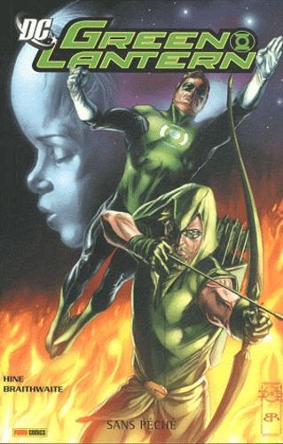 Doug Hine et Doug Braithwaite - Green Lantern  : Sans péché.