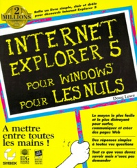 Internet Explorer 5 pour les nuls.pdf
