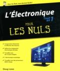 Doug Lowe - L'Electronique Tout en 1 pour les Nuls.