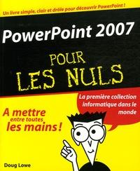 PowerPoint 2007 pour Les Nuls.pdf
