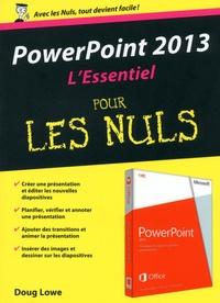 Doug Lowe - PowerPoint 2013 L'Essentiel pour les Nuls.