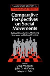 Doug McAdam - Comparative Perspectives on Social Movements.