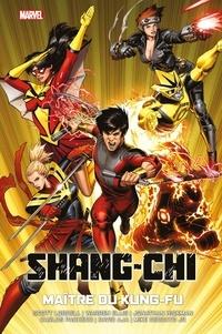 Doug Moench - Shang-Chi : Maître du kung fu.