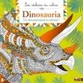 Dougal Dixon et Claire Scully - Dinosauria - Un documentaire à colorier !.