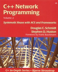 C++ Network programming. Volume 2 Systematic reuse with ACE and frameworks - Douglas-C Halstead | Showmesound.org