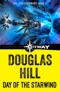 Douglas Hill - Day of the Starwind.