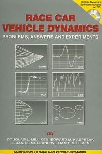 Douglas-L Milliken - Race Car Vehicle Dynamics - Problems, Answers and Experiments. 1 Cédérom