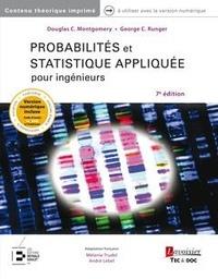 Douglas Montgomery et George C. Runger - Probabilités et statistique appliquée pour ingénieurs.