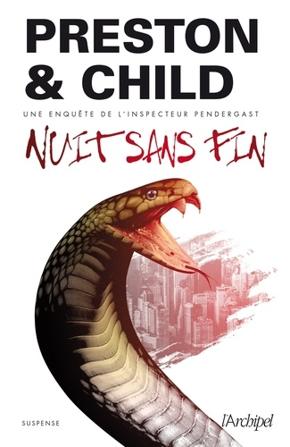 Nuit sans fin - Douglas Preston, Lincoln Child - Format ePub - 9782809824285 - 8,49 €