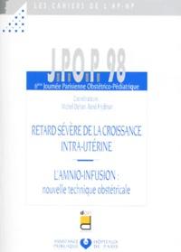 Rhonealpesinfo.fr RETARD SEVERE DE LA CROISSANCE INTRA-UTERINE, L'AMNIO-INFUSION : NOUVELLE TECHNIQUE OBSTETRICALE. 6ème Journée Parisienne Obstétrico-Pédiatrique Image