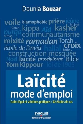 Laïcité, mode d'emploi - Cadre légal et solutions pratiques - 9782212008968 - 12,99 €