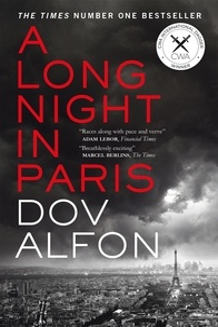 Dov Alfon - A Long Night in Paris - Winner of the Crime Writers' Association International Dagger.