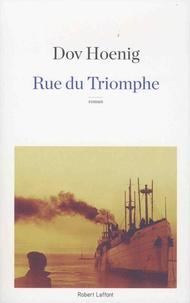 Dov Hoenig - Rue du triomphe.
