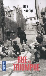 Ebooks gratuits au format pdf télécharger Rue du Triomphe in French PDF MOBI par Dov Hoenig