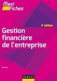 Dov Ogien - Maxi fiches - Gestion financière de l'entreprise - 4e éd..