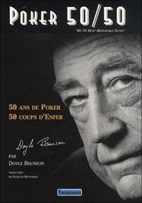 Doyle Brunson - Poker 50/50.